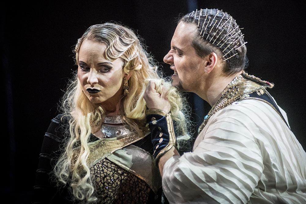 """""""Samsonas ir Dalila"""". Dmitrijaus Matvejevo nuotrauka"""