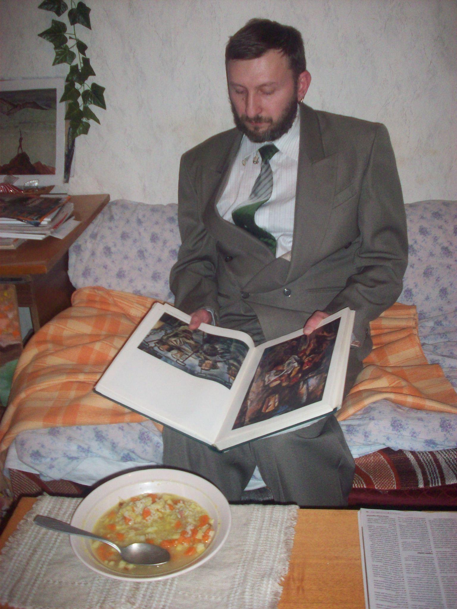 Vytauto Bukausko-Matuko nuotrauka