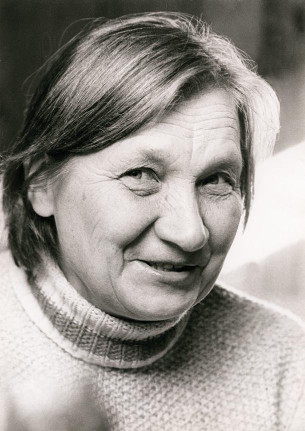 Ieva Naginskaitė. Nuotrauka iš šeimos archyvo