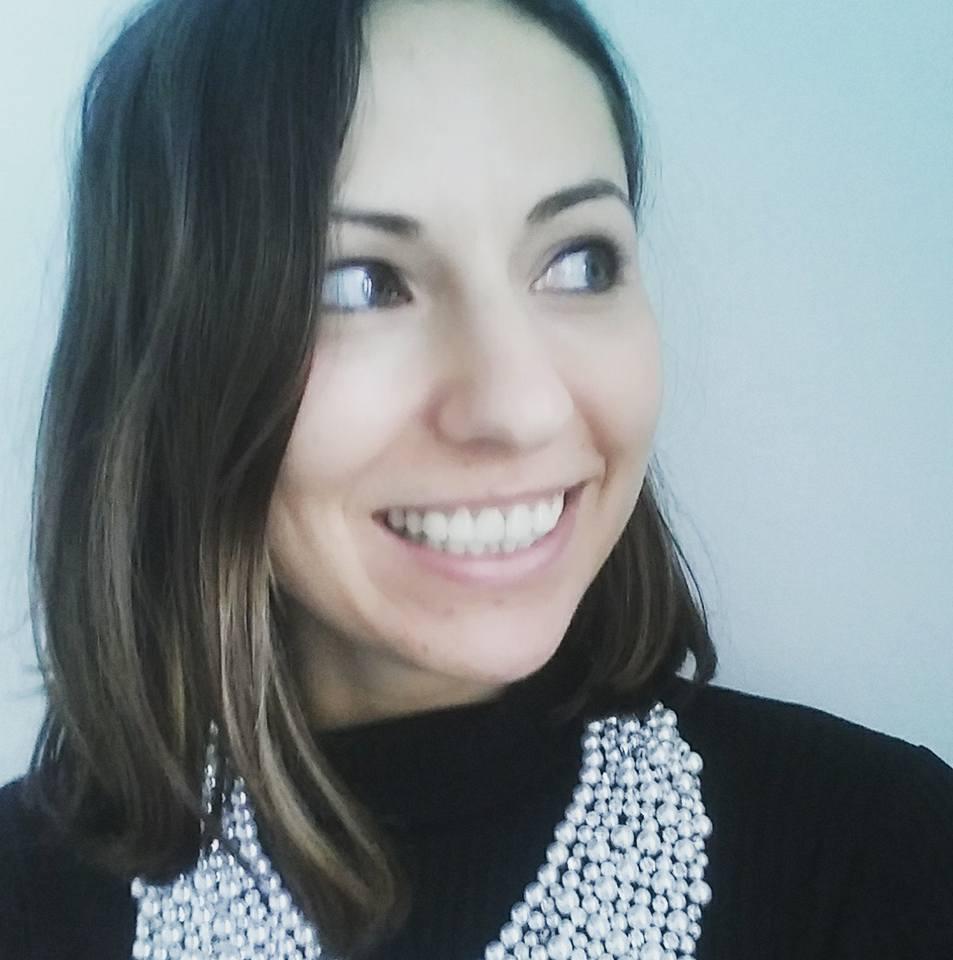 Viktorija Vitkauskaitė. Nuotrauka iš asmeninio archyvo