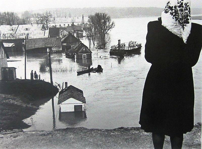 Alytus, 1958. Vytauto Stanionio nuotrauka
