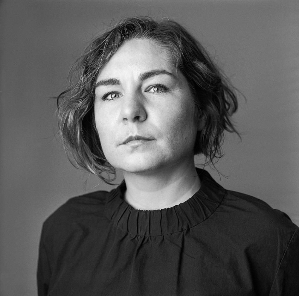 Dovilė Dagienė-DoDA. Tapytojos Kunigundos Dineikaitės portretas. Vilnius, 2018 m. kovas