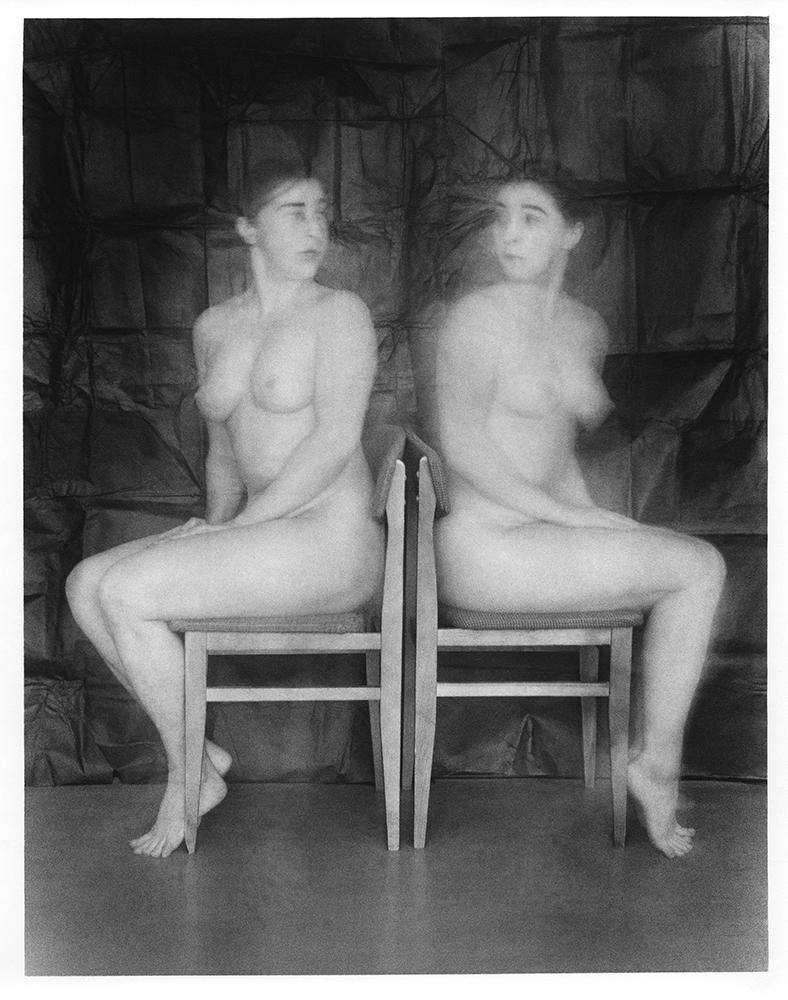 """Violeta Bubelytė. """"Aktas 83"""", 1998"""
