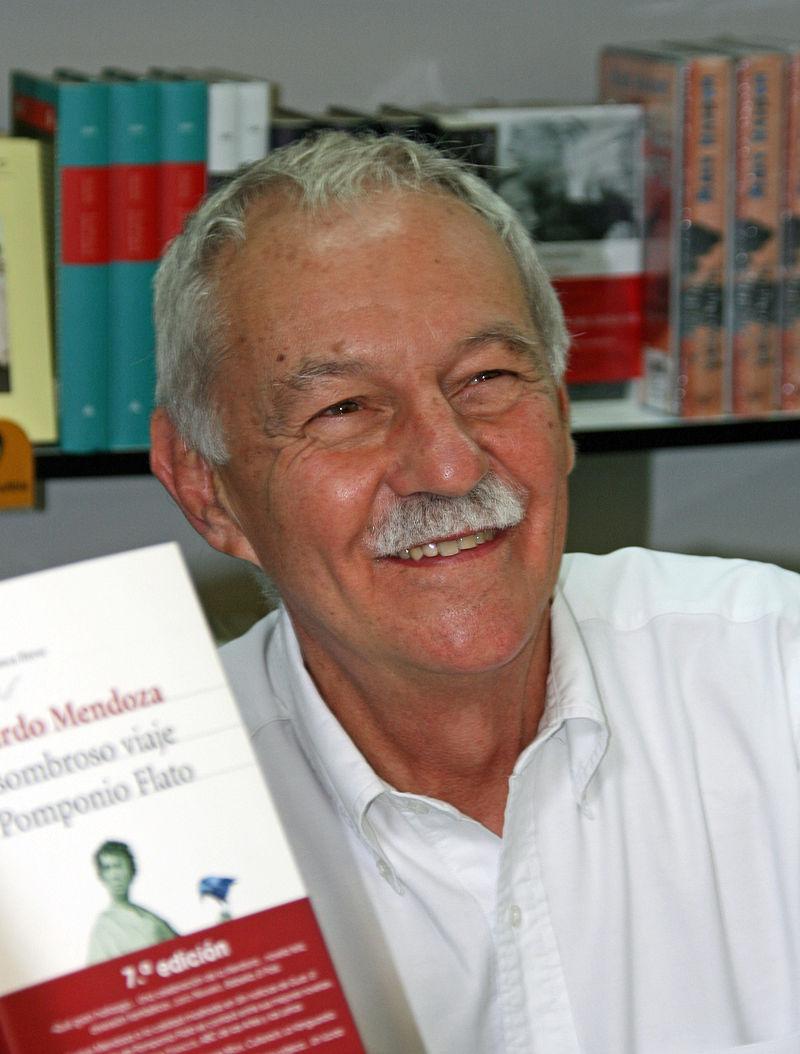 Eduardo  Mendoza.  Mr. Tickle  nuotrauka