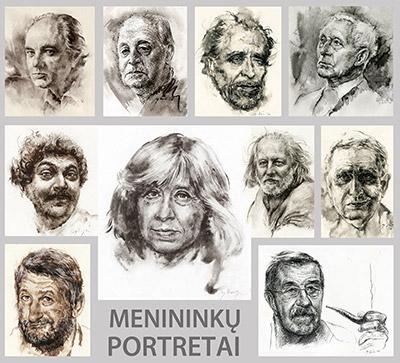Menininkų portretai
