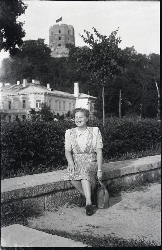 Apie 1950 metus. Nuotrauka iš Kazakevičių šeimos archyvo